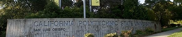California Polytechnic University, San Luis Obispo