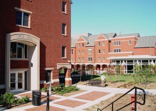 Opus Hall Apartments
