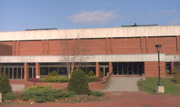 Myrtle A. Merritt Athletic Center