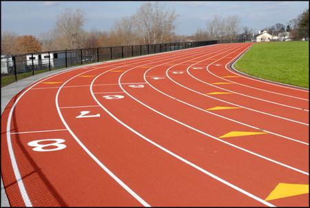SUNY Geneseo Track