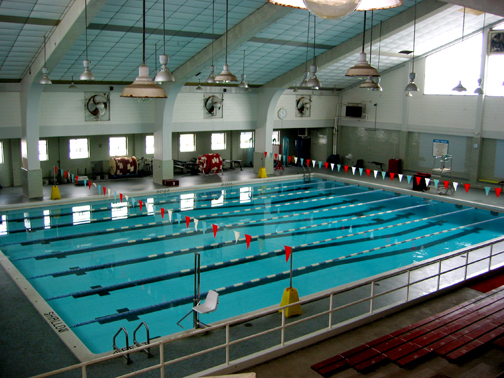 Ratings for aquatic center 25 yard pool at university of alabama ratemycampus for How much is an olympic swimming pool