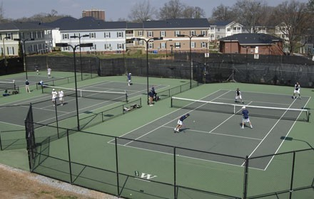 Reeves Tennis Center